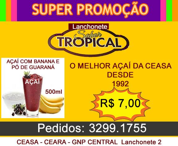 Promocional Tropical