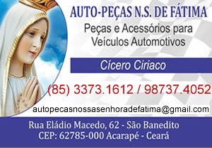 Auto Peças N.S Fátima
