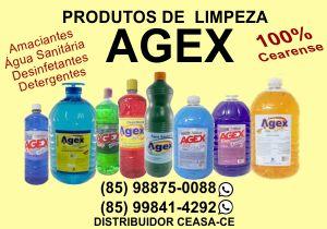 Produtos Limpeza Agex